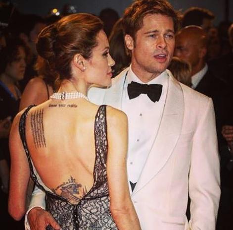 """Angelina Jolie tradita da Brad Pitt? """"Flirt con Marion Cotillard"""""""