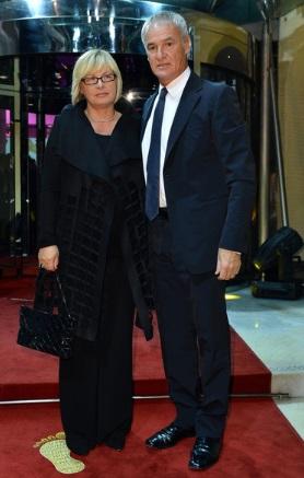 Claudio Ranieri, chi è la moglie Rosanna e vita privata FOTO