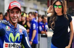 """Valentino Rossi folgorato da Eleonora Pedron? """"E' sempre..."""""""