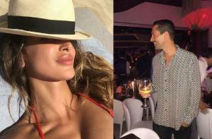 Marco Borriello e Cristina Buccino: flirt a Ibiza? E Belen...