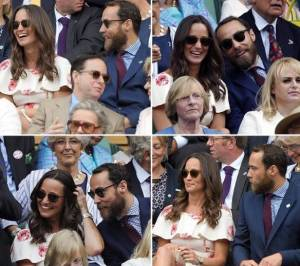Kate Middleton, sorella Pippa: incidente sfiorato e... FOTO