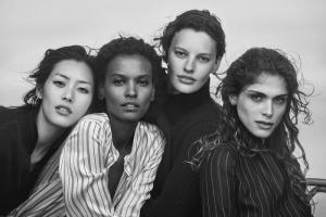 "Armani promuove bellezza globale per campagna ""New normal"""