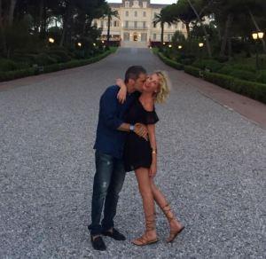 Alessia Marcuzzi e il marito Paolo Calabresi Marconi: quanto amore!