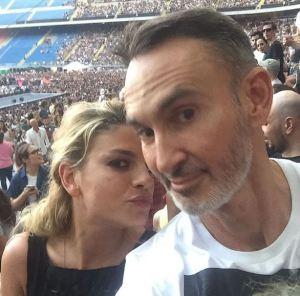 Emma Marrone al concerto Beyoncé con Neil Barrett FOTO