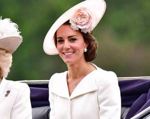 Kate Middleton, look capelli: acconciatura chic VIDEO tutorial