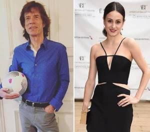 Mick Jagger papà a 72 anni: figlio da fidanzata Melanie Hamrick