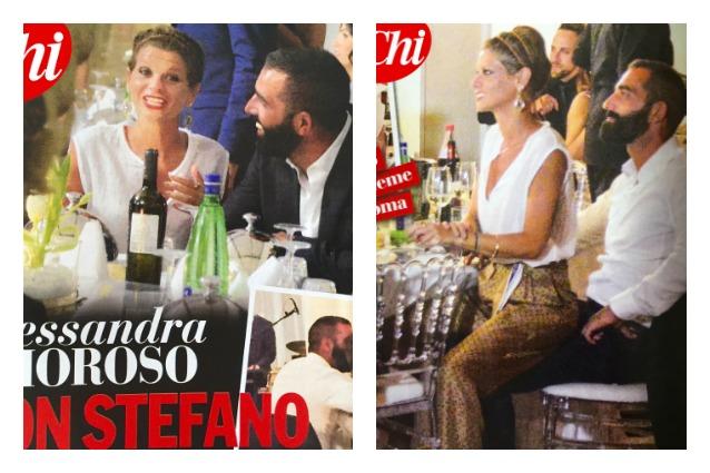 Alessandra Amoroso e Stefano Settepani sposi? Fanno le prove...FOTO