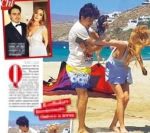 """Lindsay Lohan, su """"Chi"""" FOTO lite col fidanzato Egor Tarabasov 4"""