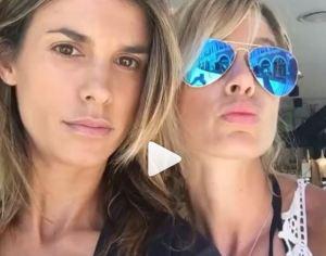 "Elisabetta Canalis, che gaffe! ""Mi piace prendere un bel...."" VIDEO"