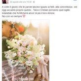 Cristian e Tara si sono sposati in segreto: i dettagli