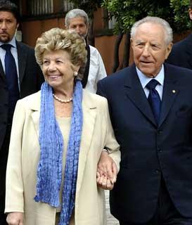 Carlo Azeglio Ciampi: chi è la moglie Franca Pilla FOTO