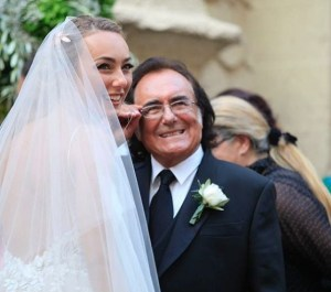 """Cristel Carrisi sposa, Al Bano: """"La mia nuova missione è..."""""""