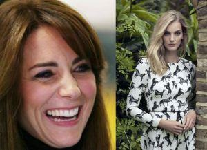 Kate Middleton, casa di moda la omaggia con una linea di abiti FOTO