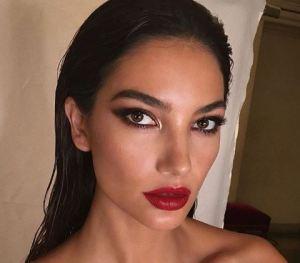 Lily Aldridge, Angelo di Victoria's Secrete nuovo volto Bulgari