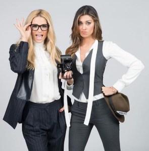 """Michelle Hunziker, guerra con Belen Rodriguez: """"A Striscia..."""""""