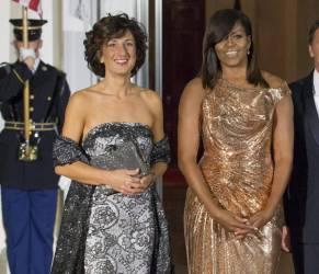 Agnese Renzi, look bocciato: questa volta Scervino è no FOTO