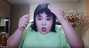 Kim kardashian, l'imitazione della sua frangia è un disastro FOTO-VIDEO4