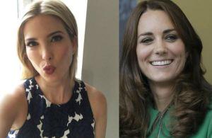 Ivanka Trump, Kate Middleton: look a confronto FOTO