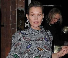 Kate Moss senza trucco: irriconoscibile e sfatta FOTO66
