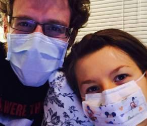 La donna che è allergica al marito