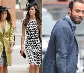 "Kate Middleton, Pippa infuriata: ""Il fratello James vuole..."""