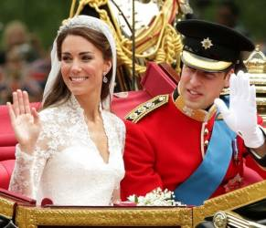 Kate Middleton e William: 9 cose che non sai sul matrimonio