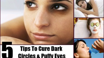 Dark Circles And Puffy Eyes