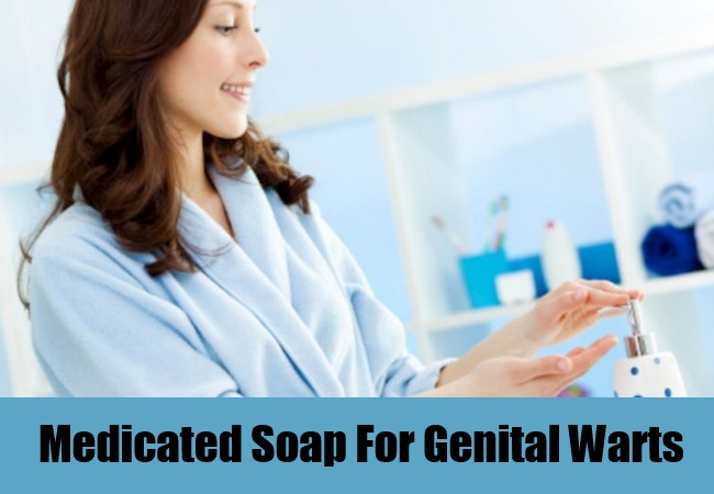 Medicated Soap For Genital Warts