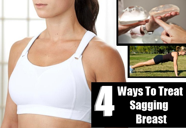 Treat Sagging Breast