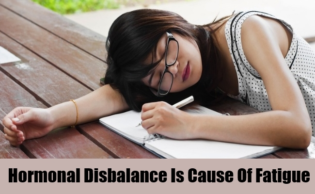 Hormonal Disbalance Is Cause Of Fatigue