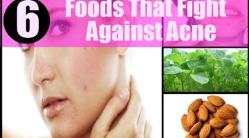 Foods That Fight Against Acne
