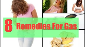 Natural Remedies For Gas