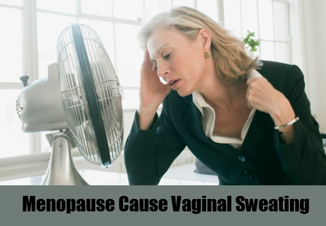 Menopause Cause Vaginal Sweating