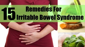 Remedies For Irritable Bowel Syndrome
