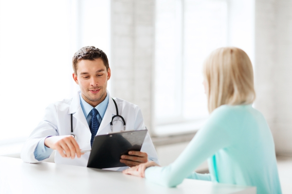 Pre-Pregnancy Visit To A Doctor