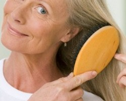 How To Deal With Menopause Hair Loss