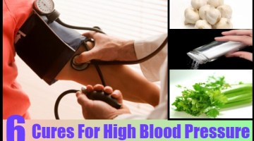 Cures For High Blood Pressure