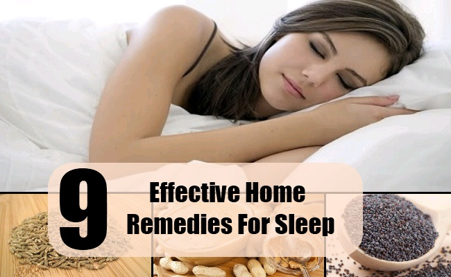 Natural Remedies For Sleep Problems Due To Menopause