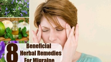 Herbal Remedies For Migraine