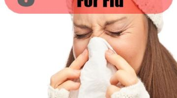 5 Natural Cure For Flu