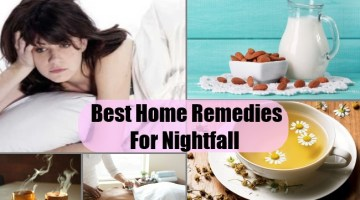 Home Remedies For Nightfall