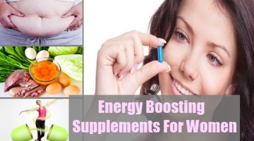 Benefits Of Energy Boosting Supplements For Women