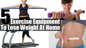 Equipment To Lose Weight At Home