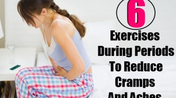6 Exercises During Periods To Reduce Cramps And Aches