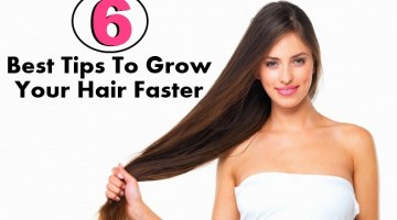 6 Best Tips To Grow Your Hair Faster