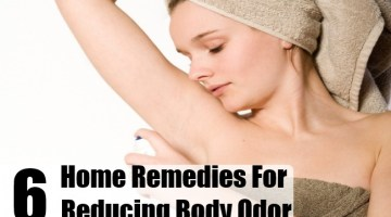 ome Remedies For Reducing Body Odor