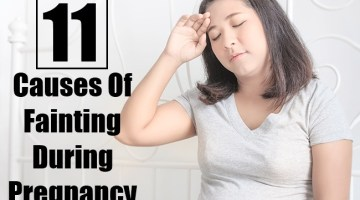 11 Top Common Causes Of Fainting During Pregnancy