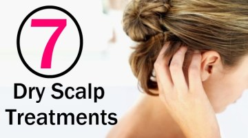 7 Dry Scalp Treatments