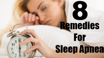 Top 8 Home Remedies For Sleep Apnea