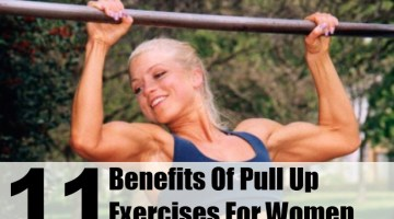 11 Benefits of Pull Up Exercises For Women